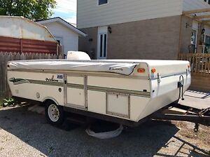 Palomino Mustang Tent Trailer for sale