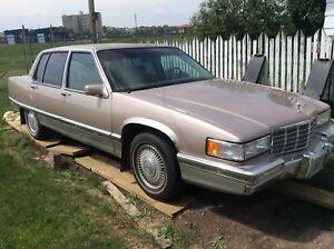 1991 Fleetwood Cadillac