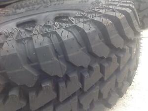 5 x 15 inch M\T 4x4 wheels and tyres Redcliffe Redcliffe Area Preview