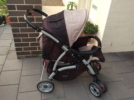 steelcraft orbit pram | Prams & Strollers | Gumtree Australia ...