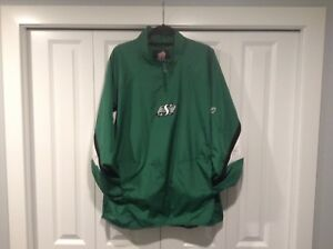 Men's Sask Roughrider Pullover Jacket