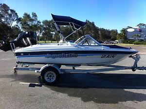 URGENT SALE    2010 Bayliner 160, 90 HP Outboard Bellbird Park Ipswich City Preview