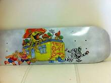 Sandy's New but Used Recycled Skateboards Perth Northern Midlands Preview