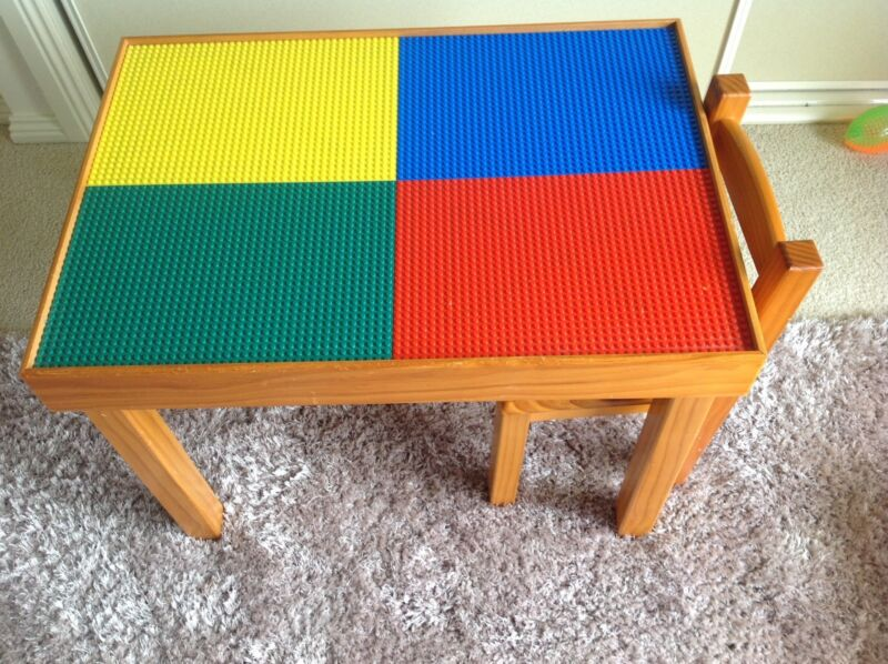 Lego project table | Other Furniture | Gumtree Australia Latrobe ...