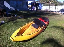Ocean Quantro kayak Forresters Beach Gosford Area Preview