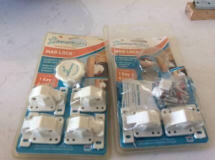 Dreambaby Mag Locks x6
