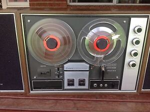 Vintage sanyo reel to reel player Thirlmere Wollondilly Area Preview