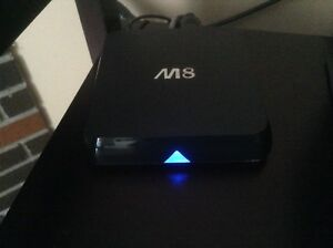 M8 Android box.  updated