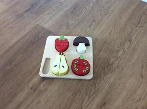 Wooden Fruit Puzzle Birkdale Redland Area Preview