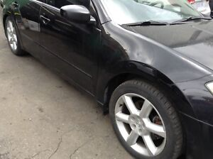 Parting out 2006 NISSAN MAXIMA 3.5L 4Doors Black Automatic