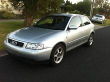 Audi A3 Hatchback 1998 Automatic 6 mnths Reg & RWC Campbellfield Hume Area Preview
