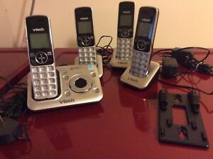 Vetch phone with answering machine