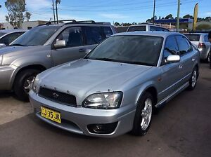 2002 Subaru Liberty RX AWD Sedan Sandgate Newcastle Area Preview