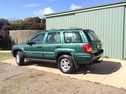 2000 Jeep Grand Cherokee Wagon Sellicks Hill Morphett Vale Area Preview