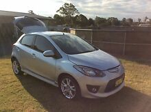 2007 Mazda Mazda2 Hatchback Londonderry Penrith Area Preview