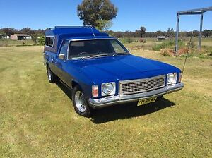 1978 Holden Kingswood Ute.  $7,500 Ono Bundarra Uralla Area Preview