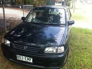 1998 Mazda 121 Hatchback Yeronga Brisbane South West Preview
