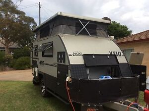 2015 XT10-DB XTREME Offroad Caravan Riverview Lane Cove Area Preview
