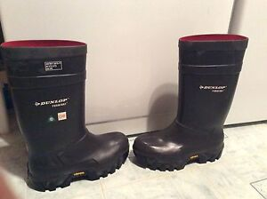 Dunlop Steel Toe and Steel Plate Rubber Boots