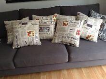Far Pavillions 6 x cushions Peregian Beach Noosa Area Preview
