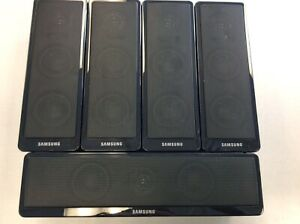 Samsung Home Theatre Speakers - PS-AW730