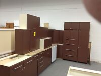 PAINTED BROWN KITCHEN St. Catharines Ontario Preview