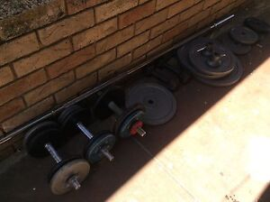 Weights and Tilt Bench Willetton Canning Area Preview