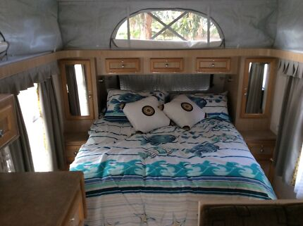 "2006 Spaceland ""Island Star"" Poptop caravan"
