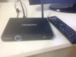 Android TV Box up dated