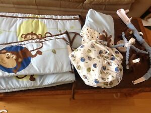 Crib bedding eeuc