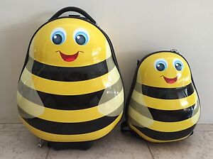 Kids Bumble Bee Suit Case & Backpack Mundaring Mundaring Area Preview