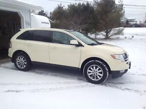 2008 Ford Edge Limited trade