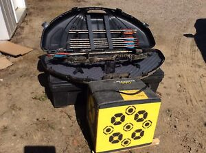 Golden Eagle Predator Compound Bow Package