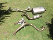 Exhaust system for Landcruiser Kenmore Brisbane North West Preview