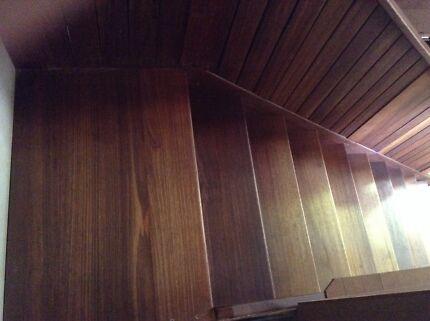 Timber stairs Jandakot Cockburn Area Preview