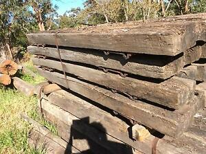 Ironbark Sleepers. Used Railway sleepers $25.00 each Morisset Lake Macquarie Area Preview