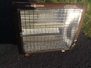 General Electric heater