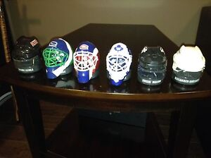 2009 McDonalds NHL Mini Helmets