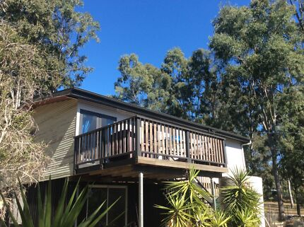 Massive 1 acre with old house 30mins to Brisbane and Gold Coast