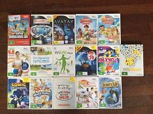 Wii Console WiiFit Plus Stepup and 16 Games Very Cheap Deagon Brisbane North East Preview