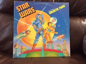 Star Wars and the Galactic Funk Lp