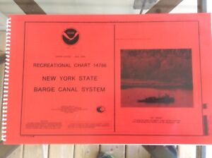 Chart book for New York canals