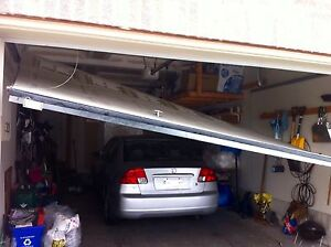 Opener installation & Garage Door repairs