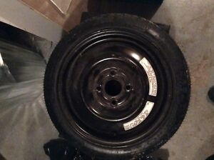 Spare tire from Honda Civic 2001