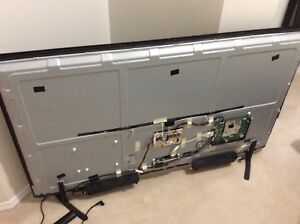 LG 65UHA5500 TV for parts.