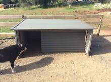 Large Dog Kennel or small Chicken House / Coupe One Tree Hill Playford Area Preview