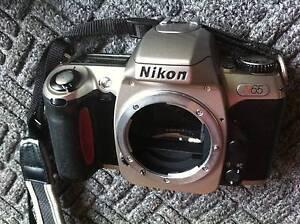 NIKON N65  camera body- 35mm film SLR CAMERA +2 lenses for sale Pyrmont Inner Sydney Preview