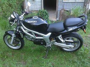 2002 Suzuki sv650 lovely bike very well maintained. Kin Kin Noosa Area Preview
