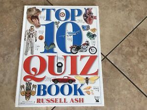 Brand New 10 Top Quiz Book