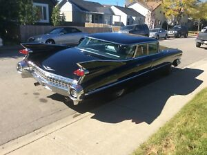 1959 Cadillac Sedan de Ville Flattop  TRADE swap